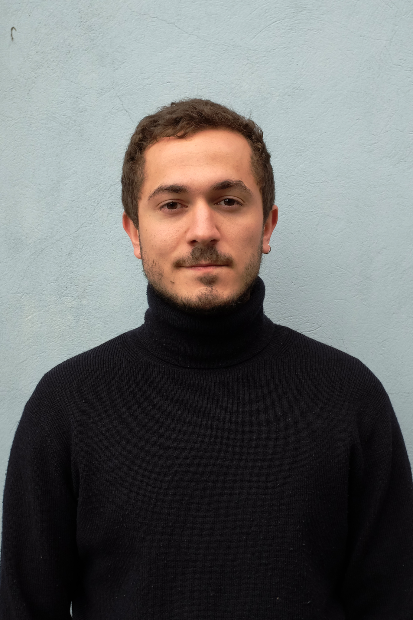 Portrait de Romain Weber, co-fondateur de Maison·g, Lyon, France