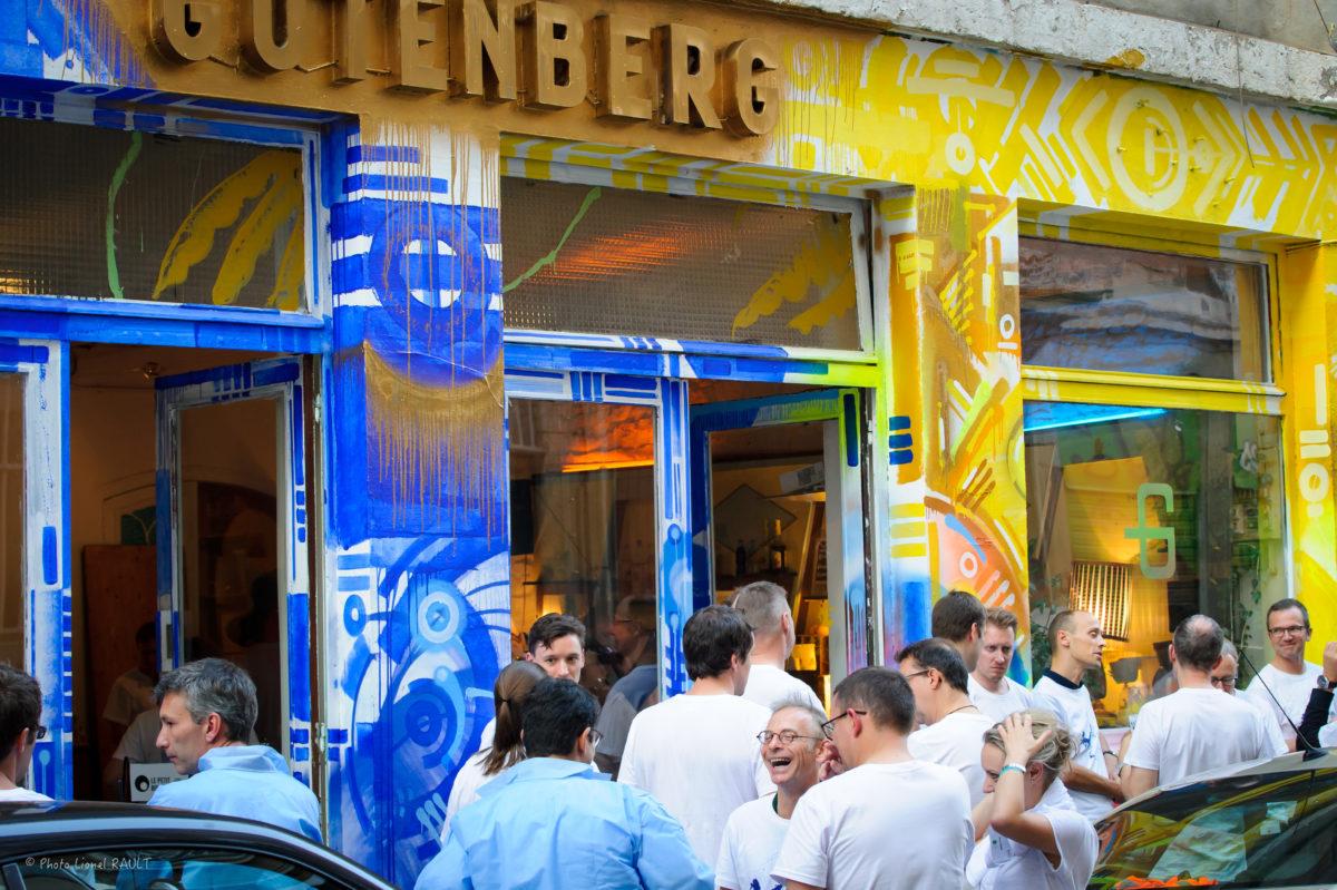 Séminaire AKKA — Maison·g à la Taverne Gutenberg, 2016
