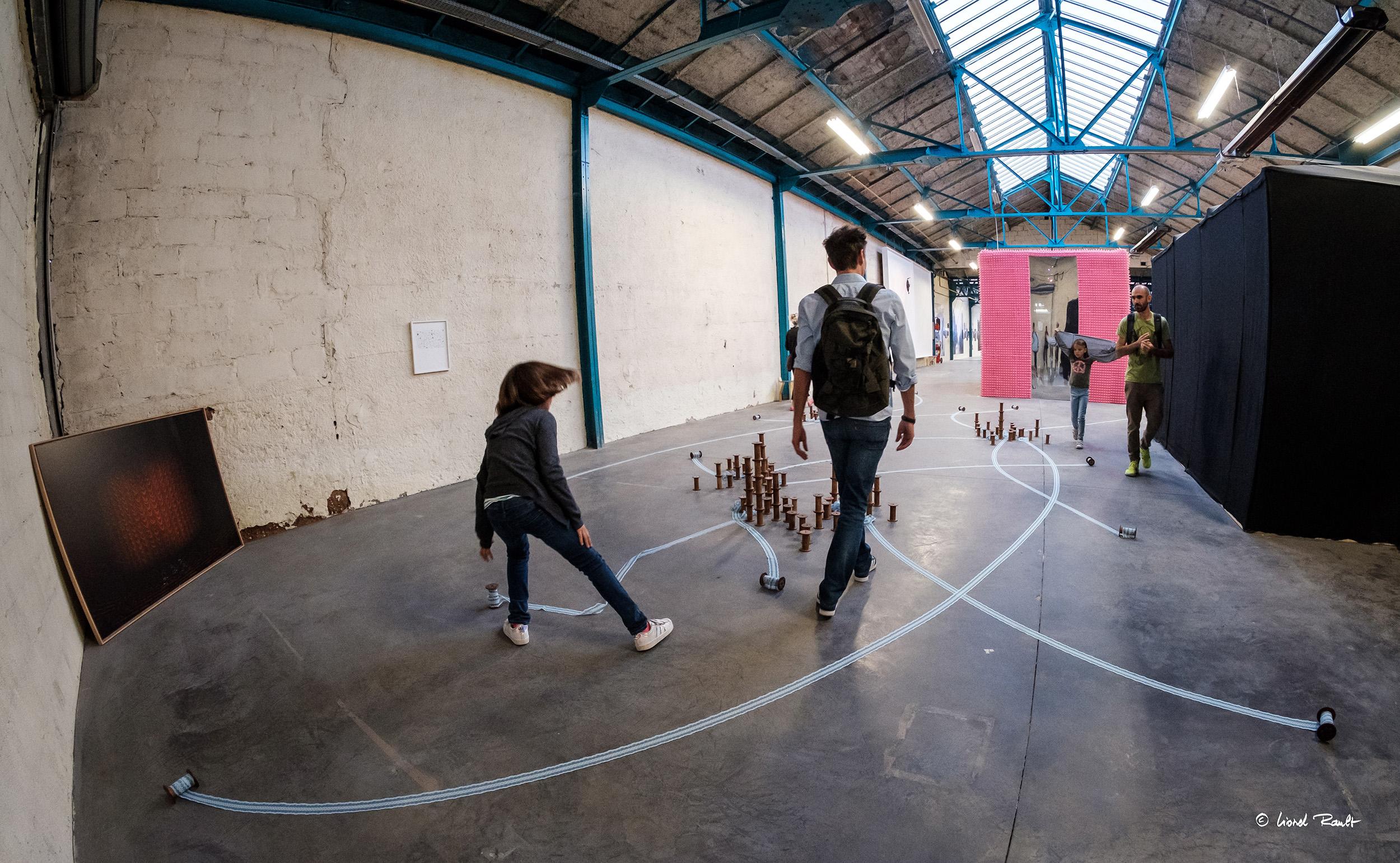 Maison·g, agence en conseil et direction artistique à Lyon —Commissariat d'exposition