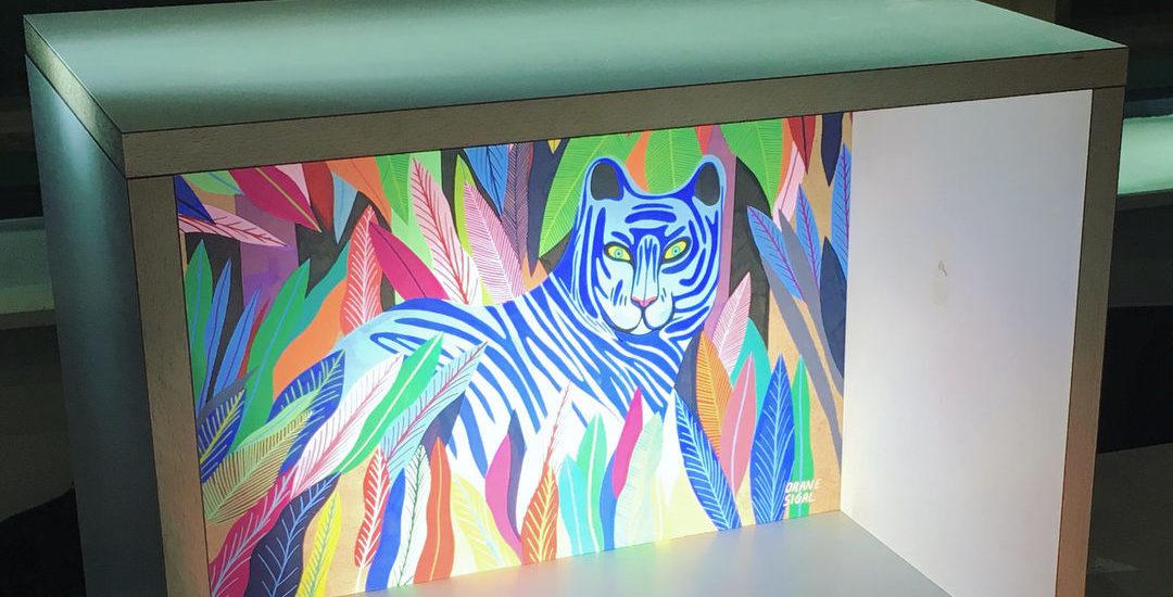 Inauguration du CMA avec l'agence artistique Maison·g —Atelier de sérigraphie avec Studio Panama. Au programme : animations, art et concepts innovants.